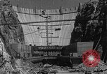 Image of Hoover Dam Nevada United States USA, 1936, second 52 stock footage video 65675052285