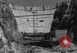 Image of Hoover Dam Nevada United States USA, 1936, second 55 stock footage video 65675052285