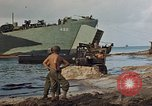 Image of Landing Ship Tank-482 Tarawa Gilbert Islands, 1944, second 36 stock footage video 65675052297
