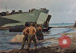 Image of Landing Ship Tank-482 Tarawa Gilbert Islands, 1944, second 41 stock footage video 65675052297