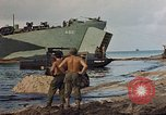 Image of Landing Ship Tank-482 Tarawa Gilbert Islands, 1944, second 42 stock footage video 65675052297