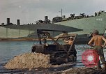 Image of Landing Ship Tank-482 Tarawa Gilbert Islands, 1944, second 49 stock footage video 65675052297