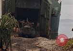 Image of Landing Ship Tank-482 Tarawa Gilbert Islands, 1944, second 52 stock footage video 65675052297