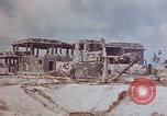 Image of U.S. 4th Marine Division in battle Marshall Islands, 1944, second 2 stock footage video 65675052298