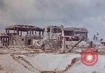 Image of U.S. 4th Marine Division in battle Marshall Islands, 1944, second 3 stock footage video 65675052298