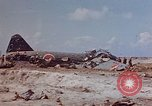 Image of U.S. 4th Marine Division in battle Marshall Islands, 1944, second 8 stock footage video 65675052298