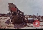 Image of U.S. 4th Marine Division in battle Marshall Islands, 1944, second 20 stock footage video 65675052298