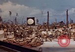 Image of U.S. 4th Marine Division in battle Marshall Islands, 1944, second 24 stock footage video 65675052298