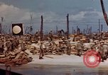 Image of U.S. 4th Marine Division in battle Marshall Islands, 1944, second 25 stock footage video 65675052298