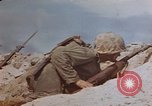 Image of U.S. 4th Marine Division in battle Marshall Islands, 1944, second 41 stock footage video 65675052298