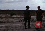 Image of United States soldiers Vietnam Bien Hoa Air Base, 1968, second 13 stock footage video 65675052302