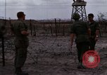 Image of United States soldiers Vietnam Bien Hoa Air Base, 1968, second 25 stock footage video 65675052302