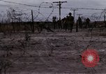 Image of United States soldiers Vietnam Bien Hoa Air Base, 1968, second 39 stock footage video 65675052302