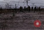 Image of United States soldiers Vietnam Bien Hoa Air Base, 1968, second 43 stock footage video 65675052302