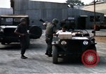 Image of United States troopers Saigon Vietnam Tan Son Nhut Air Base, 1968, second 58 stock footage video 65675052319