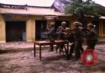 Image of United States troops Hue Vietnam, 1968, second 55 stock footage video 65675052324