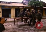Image of United States troops Hue Vietnam, 1968, second 56 stock footage video 65675052324