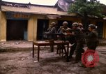 Image of United States troops Hue Vietnam, 1968, second 57 stock footage video 65675052324