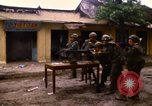 Image of United States troops Hue Vietnam, 1968, second 58 stock footage video 65675052324