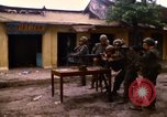 Image of United States troops Hue Vietnam, 1968, second 59 stock footage video 65675052324