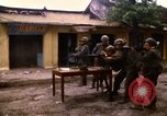 Image of United States troops Hue Vietnam, 1968, second 60 stock footage video 65675052324
