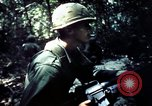 Image of 25th Infantry Division troops Vietnam, 1967, second 7 stock footage video 65675052330