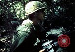 Image of 25th Infantry Division troops Vietnam, 1967, second 8 stock footage video 65675052330
