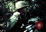 Image of 25th Infantry Division troops Vietnam, 1967, second 11 stock footage video 65675052330
