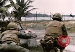 Image of United States soldiers Hue Vietnam, 1968, second 53 stock footage video 65675052365