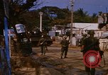 Image of US troops search for Viet Cong Saigon Vietnam, 1968, second 3 stock footage video 65675052381