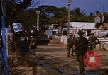 Image of US troops search for Viet Cong Saigon Vietnam, 1968, second 4 stock footage video 65675052381