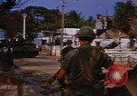 Image of US troops search for Viet Cong Saigon Vietnam, 1968, second 6 stock footage video 65675052381