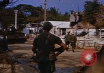 Image of US troops search for Viet Cong Saigon Vietnam, 1968, second 8 stock footage video 65675052381