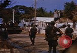 Image of US troops search for Viet Cong Saigon Vietnam, 1968, second 11 stock footage video 65675052381