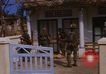 Image of US troops search for Viet Cong Saigon Vietnam, 1968, second 14 stock footage video 65675052381