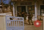 Image of US troops search for Viet Cong Saigon Vietnam, 1968, second 18 stock footage video 65675052381