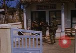 Image of US troops search for Viet Cong Saigon Vietnam, 1968, second 19 stock footage video 65675052381