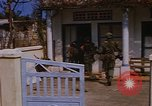 Image of US troops search for Viet Cong Saigon Vietnam, 1968, second 20 stock footage video 65675052381