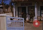 Image of US troops search for Viet Cong Saigon Vietnam, 1968, second 21 stock footage video 65675052381