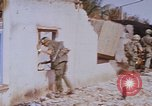 Image of US troops search for Viet Cong Saigon Vietnam, 1968, second 22 stock footage video 65675052381