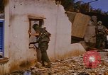 Image of US troops search for Viet Cong Saigon Vietnam, 1968, second 24 stock footage video 65675052381