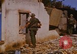 Image of US troops search for Viet Cong Saigon Vietnam, 1968, second 25 stock footage video 65675052381