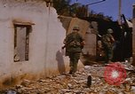 Image of US troops search for Viet Cong Saigon Vietnam, 1968, second 28 stock footage video 65675052381