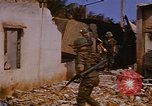 Image of US troops search for Viet Cong Saigon Vietnam, 1968, second 30 stock footage video 65675052381