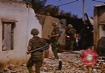 Image of US troops search for Viet Cong Saigon Vietnam, 1968, second 31 stock footage video 65675052381