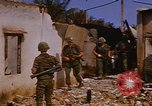 Image of US troops search for Viet Cong Saigon Vietnam, 1968, second 32 stock footage video 65675052381