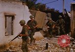Image of US troops search for Viet Cong Saigon Vietnam, 1968, second 33 stock footage video 65675052381