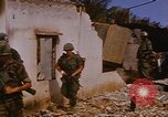 Image of US troops search for Viet Cong Saigon Vietnam, 1968, second 37 stock footage video 65675052381