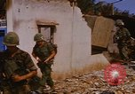 Image of US troops search for Viet Cong Saigon Vietnam, 1968, second 38 stock footage video 65675052381