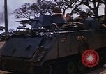 Image of US troops search for Viet Cong Saigon Vietnam, 1968, second 43 stock footage video 65675052381